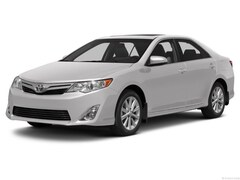 2013 Toyota Camry LE Leather Sedan