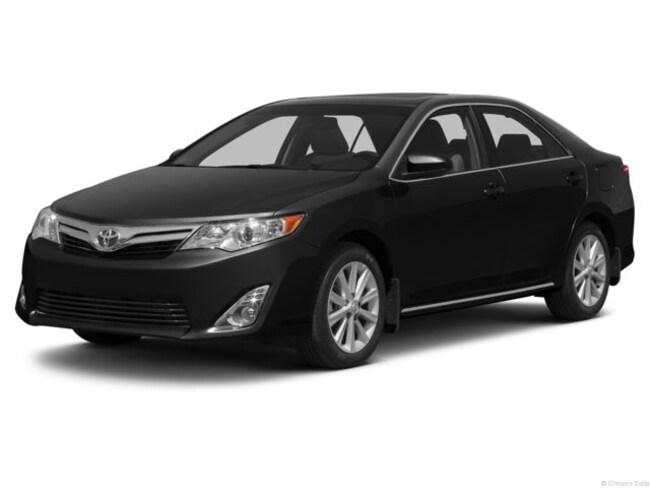 Used 2013 Toyota Camry Sedan For Sale Augusta, ME