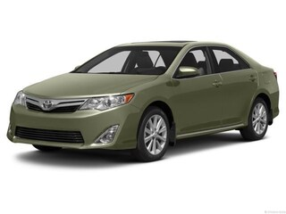 2013 Toyota Camry XLE Sedan