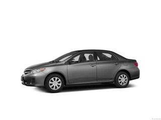 Used 2013 Toyota Corolla Sedan Bowling Green, KY