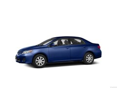 Used 2013 Toyota Corolla 4dsd S Auto Sedan for sale in Manchester, NH
