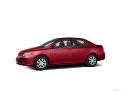 2013 Toyota Corolla S Manual Sedan