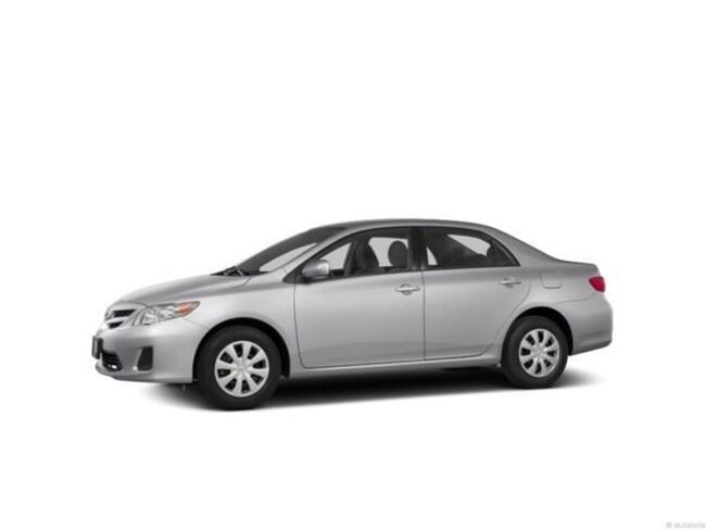 2013 Toyota Corolla S Sedan
