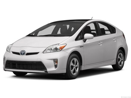 2013 Toyota Prius Hatchback