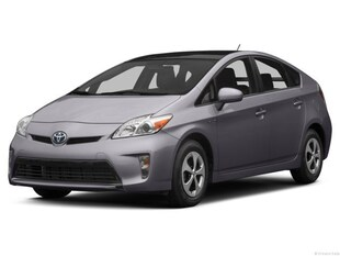 2013 Toyota Prius Two Sedan