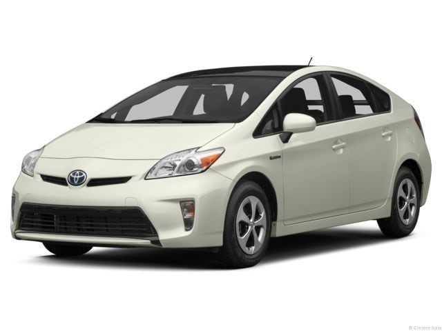 2013 Toyota Prius Four Hatchback