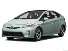 Used 2013 Toyota Prius Four Hatchback JTDKN3DU3D5652306 Serving Los Angeles