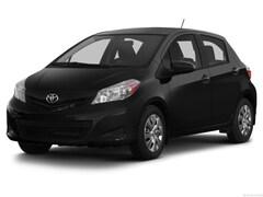 2013 Toyota Yaris L Liftback