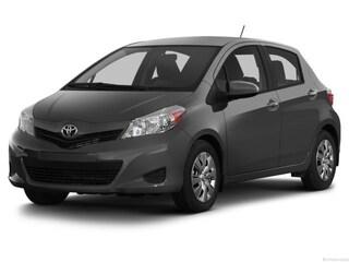 2013 Toyota Yaris 5DR SE Automatic Liftback JTDKTUD34DD564728