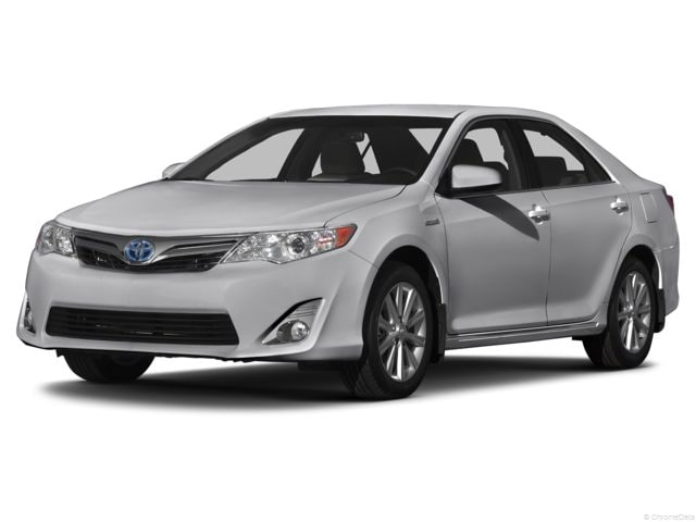 Featured Used 2013 Toyota Camry Hybrid Sedan for Sale near Waterville, ME