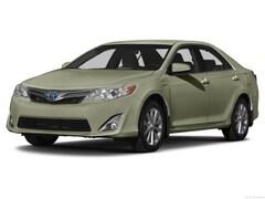2013 Toyota Camry Hybrid XLE Sedan
