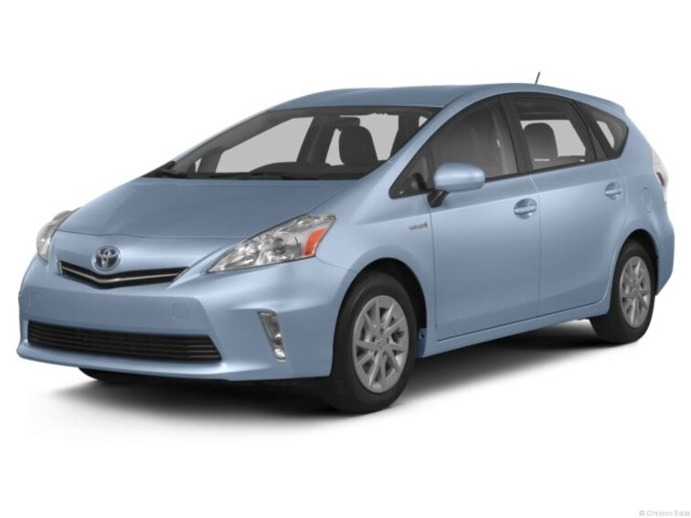 Used 2013 Toyota Prius v Three Wagon near Austin