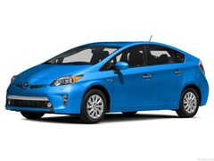 Used 2013 Toyota Prius Plug-in Base Hatchback in Portsmouth, NH