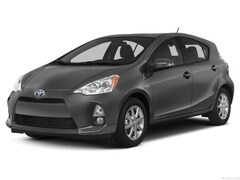 2013 Toyota Prius c Package One Hatchback