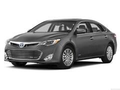 2013 Toyota Avalon Hybrid XLE Premium Sedan