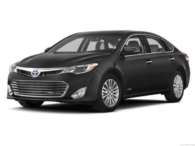 2013 Toyota Avalon Hybrid XLE Touring Sedan