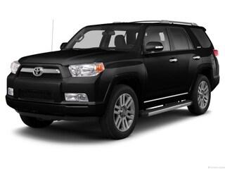 Used 2013 Toyota 4Runner SR5 SUV for sale in Santa Monica