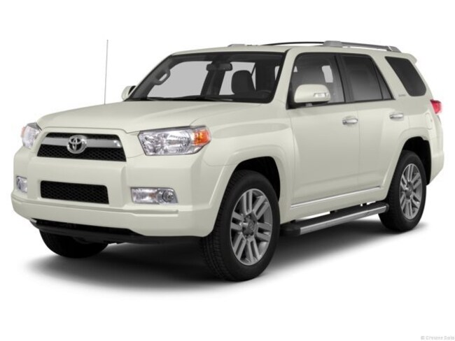 Used 2013 Toyota 4Runner Limited SUV in Laredo, TX