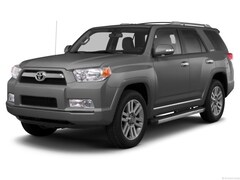 Used 2013 Toyota 4Runner Limited SUV in El Paso, TX