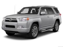2013 Toyota 4Runner 4WD SR5 SUV