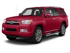 2013 Toyota 4Runner SR5 4WD  V6 (Natl)
