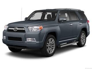 New 2013 Toyota 4Runner 4WD 4dr V6 Limited Sport Utility