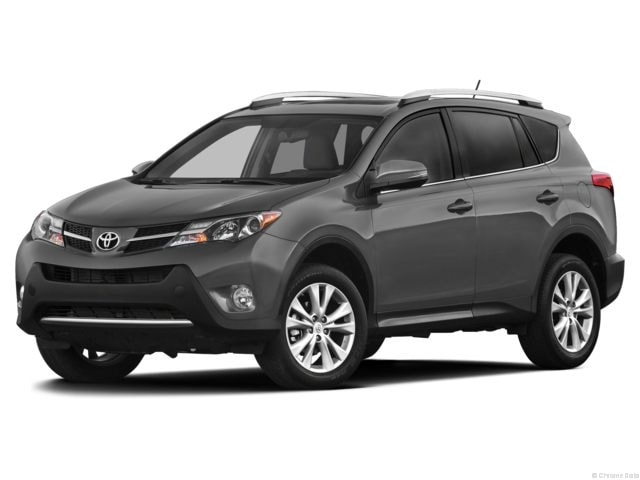 Wonderful 2013 Toyota RAV4 LE SUV