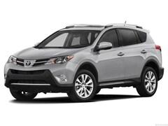 2013 Toyota RAV4 XLE XLE  SUV