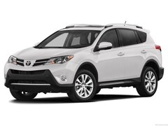 Used 2013 Toyota RAV4 4WD SUV in Oneonta