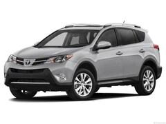 2013 Toyota RAV4 XLE SUV