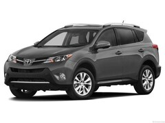 Used 2013 Toyota RAV4 4WD LE SUV for sale in Charlottesville