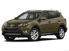 2013 Toyota RAV4 LE SUV
