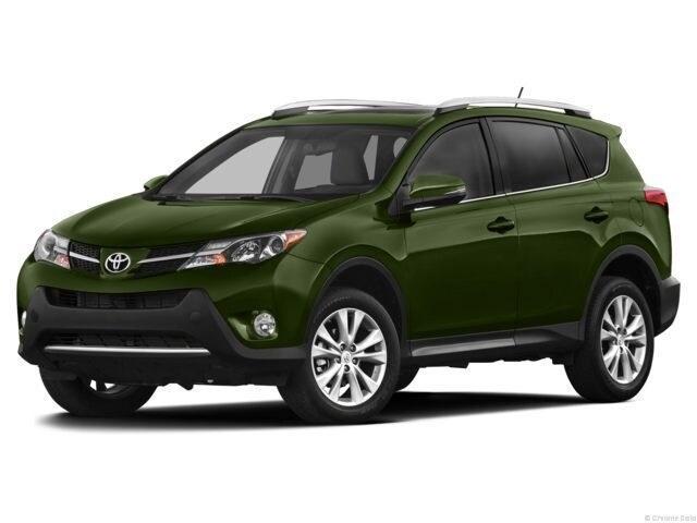 2013 Toyota RAV4 4WD SUV