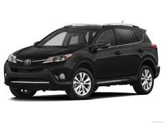 2013 Toyota RAV4 Limited SUV