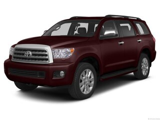 2013 Toyota Sequoia 4WD Limited SUV