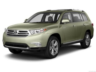 2013 Toyota Highlander Base Plus V6 SUV