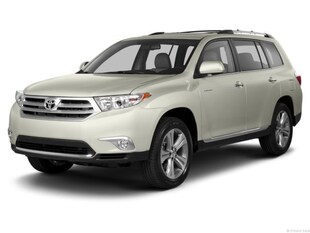 2013 Toyota Highlander Limited Navigation, Sunroof & Leather SUV