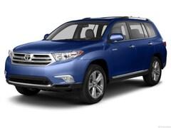 2013 Toyota Highlander SE Sport Utility