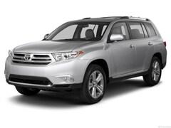 2013 Toyota Highlander Limited 4WD  V6  Limited