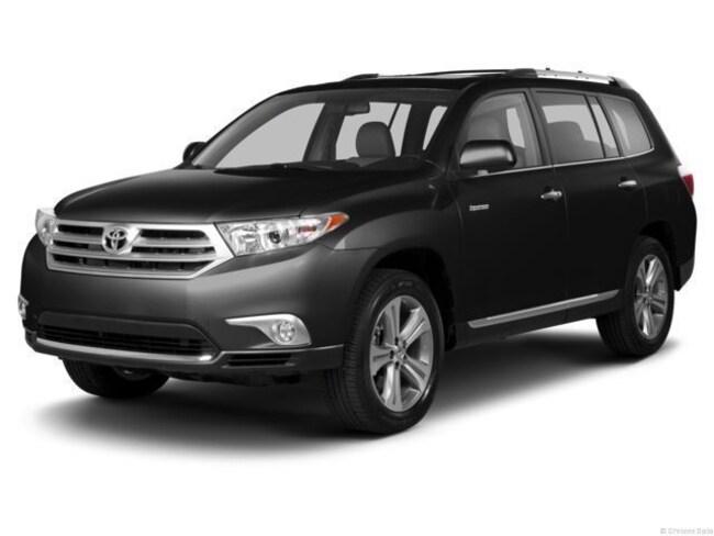 2013 Toyota Highlander 4WD Limited V6 SUV