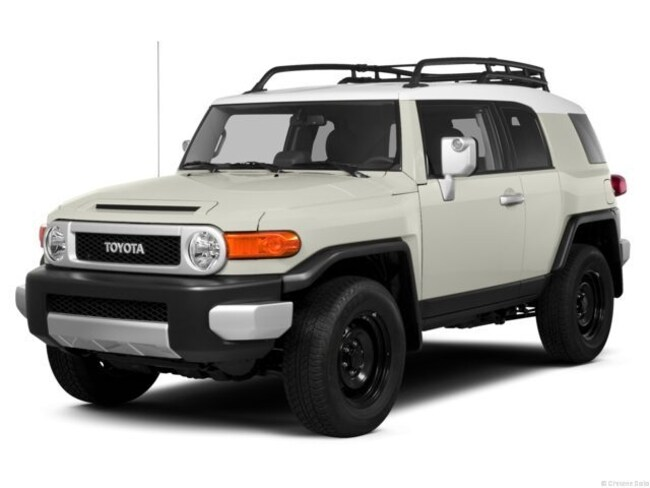 Certified Used 2013 Toyota FJ Cruiser 4DR 4WD AT in Appleton