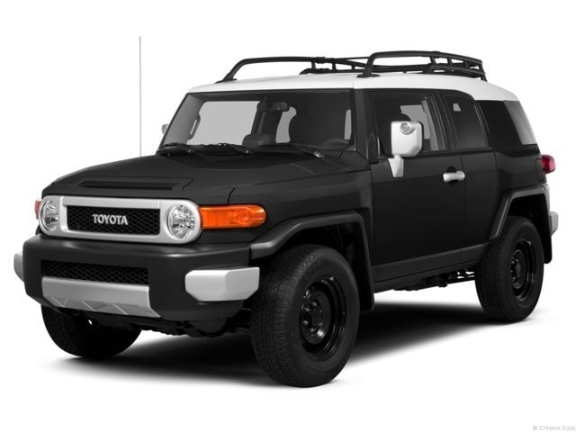 2013 Toyota FJ Cruiser 4WD Auto