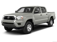 2013 Toyota Tacoma 4x4 V6 Automatic Truck Double Cab