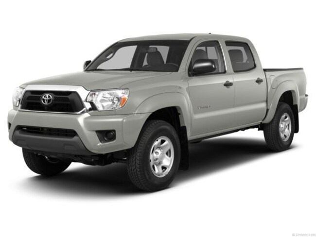 Used vehicles 2013 Toyota Tacoma PreRunner V6 Automatic Truck Double Cab for sale near you in Lemon Grove, CA