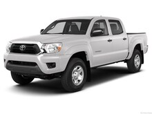 2013 Toyota Tacoma 4x4 V6 Automatic Truck Double Cab Bennington VT