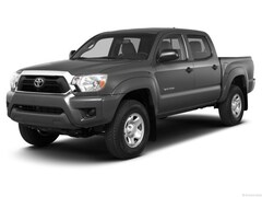Used 2013 Toyota Tacoma 4x4 V6 Automatic Truck Double Cab in El Paso, TX