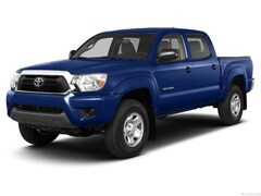 2013 Toyota Tacoma V6 4x4 V6  Double Cab 6.1 ft SB 5A