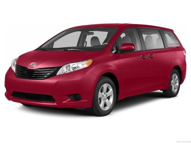 2013 Toyota Sienna Van