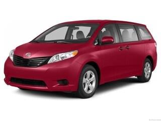 2013 Toyota Sienna Ltd Van