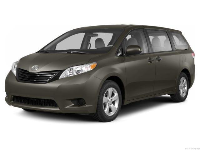 2013 Toyota Sienna XLE AWD NAVIGATION REAR DVD BLIND SPOT Minivan/Van